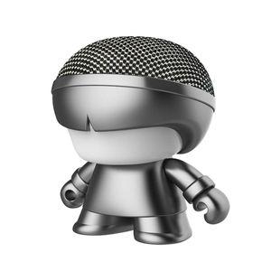 X3 XOOPAR BOY MINI メタリック Bluetoothスピーカー XBOY81001 シルバー