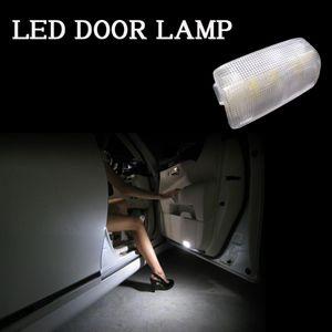 Junack LEDドアランプ ホワイト DL-1W