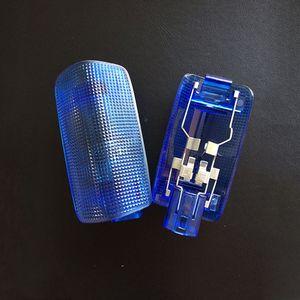 Junack LEDドアランプ オプションカラーレンズ ブルー DOP1-B