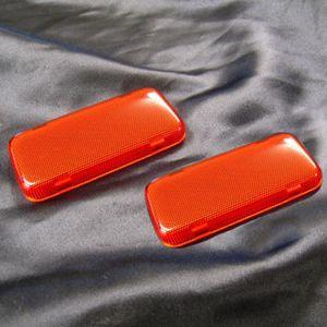 Junack LEDドアランプ オプションカラーレンズ レッド DOP3-R