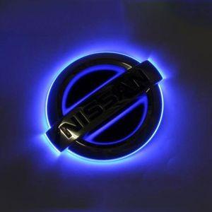 Junack LEDトランスエンブレム ブルー/LTE-N1