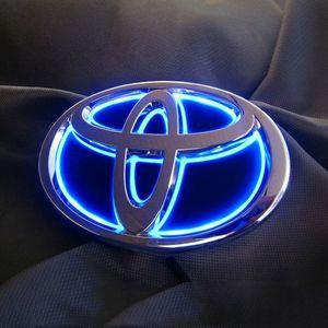 Junack LEDトランスエンブレム ブルー/LTE-T10