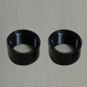 Junack LEDトランスビーム用オプションリング ブラック 2個入 HSL-OP BK