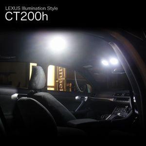 Junack LEDルームランプキット レクサス CT200h LRK-1