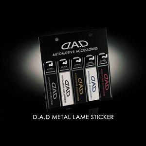 GARSON D.A.D ステッカー メタルラメタイプ/メタルラメブラック