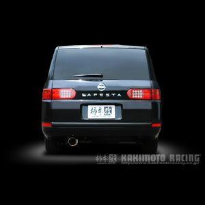 柿本改 Hyper GT Box Rev. ニッサン ラフェスタ CBA-B30 N41367