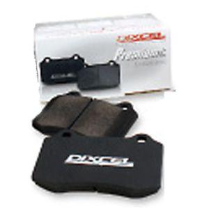 DIXCEL ブレーキパッド プレミアムタイプ P-1614123