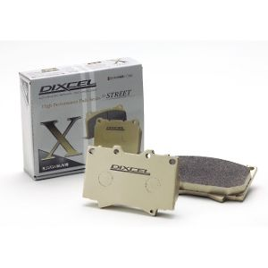 DIXCEL ブレーキパッド Xタイプ X-1654011