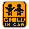 セーフティーサイン ウインドウステッカー SF-20 CHILD IN CAR