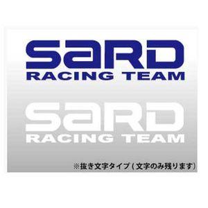 SARD ステッカー(RACING TEAM) 60004 ブルー