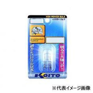KOITO 補修バルブ ハイパワーバルブ C-21 P8843 S25シングル 35W 1個入