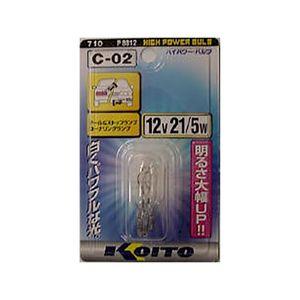 KOITO C-02 P8812 12V21/5W