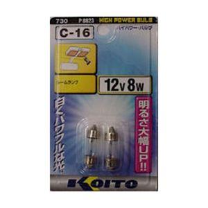 KOITO C-16 P8823 12V8W ルーム