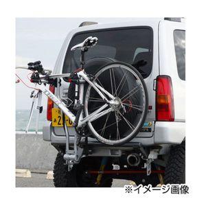 APIO リアFRPバンパー装着車用 サイクルキャリアセット 3621-02S スズキ ジムニー
