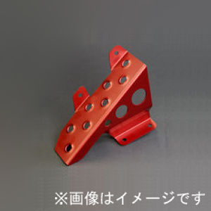 APIO MT車用 ドライバー用フットレスト オレンジ 4025-14D スズキ ジムニー