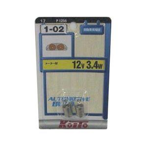 KOITO 1-02 P1256 12V3.4W