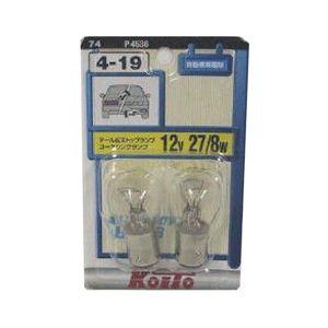 KOITO 4-19 P4536 12V27/8W
