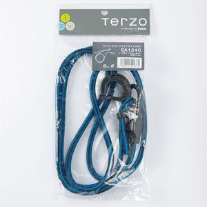 TERZO ストレッチコード EA124C ブルー