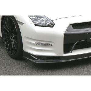 カーボンフロントリップ&ブレーキダクトSet KAN092A ニッサン GT-R