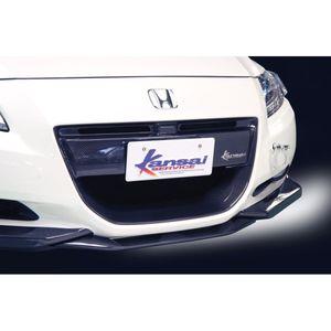 カーボンフロントグリル 未塗装 KAH002 ホンダ CR-Z