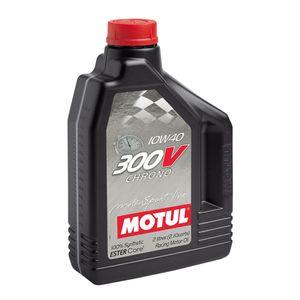 MOTUL 300V CHRONO/10W40/SM/2L 全合成油