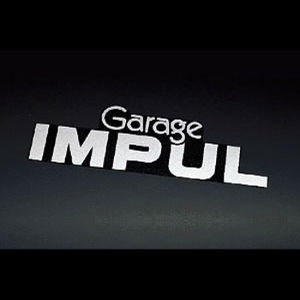 IMPUL Garage IMPUL ステッカー GS-01 シルバー