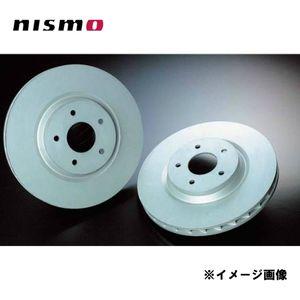 NISMO スポーツブレーキローター プレーンタイプ 左 40207-RSR45 スカイラインGT-R/ステージア