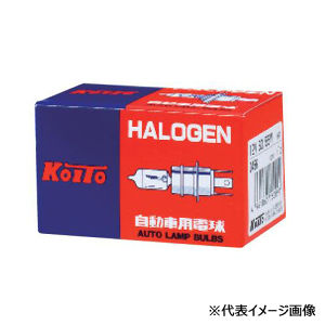 KOITO 補修バルブ 0-02 0456U H4U 60/55W 1個入