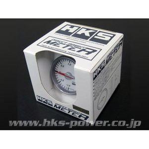 HKS ダイレクトブライトメーター ブースト計 60パイ ホワイトパネル/ブラックスケール 44004-AK001