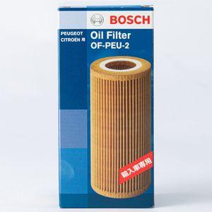 BOSCH オイルフィルター メーカー品番:OF-PEU-2