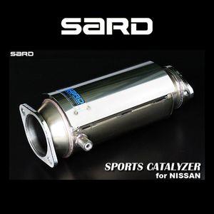 SARD スポーツキャタライザー 89002 ニッサン スカイライン GT-R