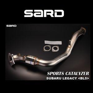 SARD スポーツキャタライザー 89048 スバル レガシィ B4