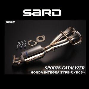 SARD スポーツキャタライザー 89070 ホンダ インテグラ タイプR