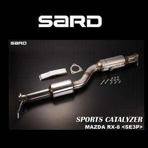 SARD スポーツキャタライザー 89117 マツダ RX-8