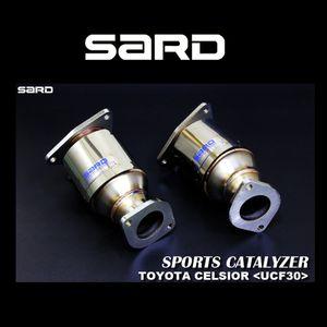 SARD スポーツキャタライザー 89039 トヨタ セルシオ