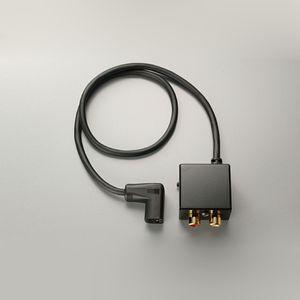 carrozzeria CD-BR10 IPバス形状音声出力・RCAインターコネクター