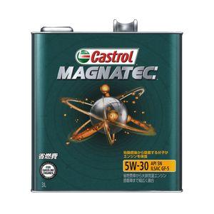 Castrol マグナテックK/5W30/SN/3L 部分合成油