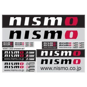 NISMO ロゴステッカーセット 99992-RN237