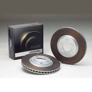 DIXCEL ブレーキローター タイプHD 3355022S ホンダ用