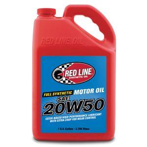 RED LINE エンジンオイル 20W50 SM/CF 1G