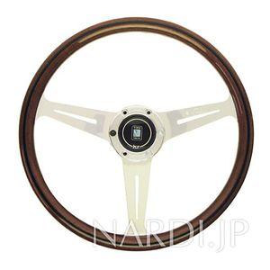 NARDI CLASSIC VITE 36 N161  ウッド/ポリッシュスポーク