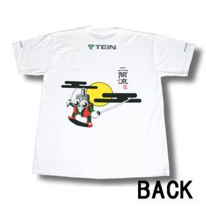 TEIN 二筒流Tシャツ Mサイズ TN-004-004M