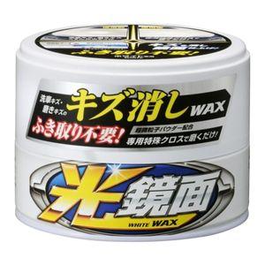 光鏡面WAX ホワイト