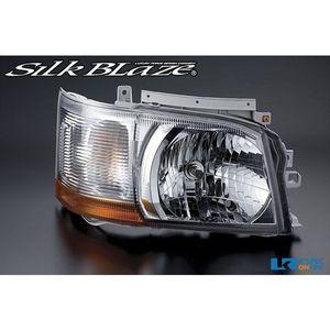 K'SPEC SilkBlaze アイラインフィルム クリアブルー 受注生産 EY010-B トヨタ 200系ハイエース