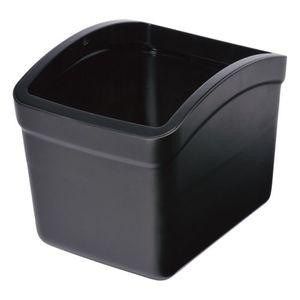 おもり付ゴミ箱 S フレーム付 CZ263