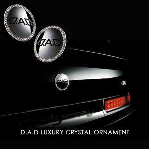 GARSON D.A.D ラグジュアリー クリスタル オーナメント/ブラックダイヤ