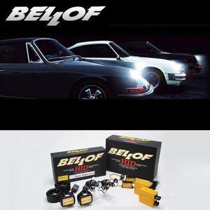 BELLOF HID ポルシェ専用システム 930/2900k/ビビットイエロー/BMA812