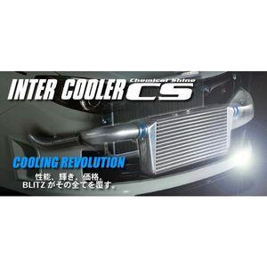 BLITZ インタークーラーCS TYPE-JC 13115 スバル インプレッサ