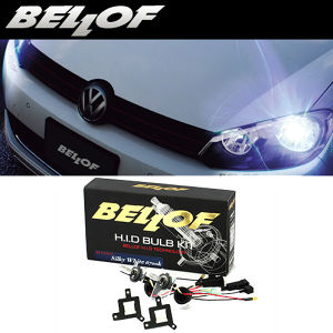 BELLOF バルブキット フォルクスワーゲン ゴルフ6/スパークホワイト/6000k/BMA416