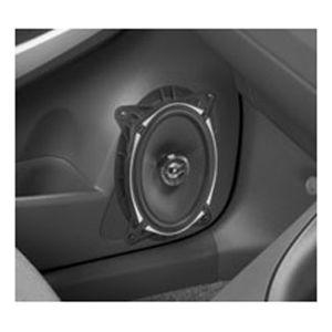 carrozzeria ジャストフィット カースピーカー取付キット KK-K119 トヨタ プリウス/スバル フォレスター